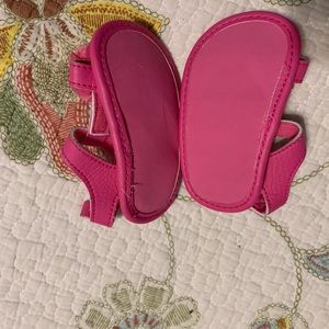 Carter's Shoes - Carter's hot pink sandals for baby girl